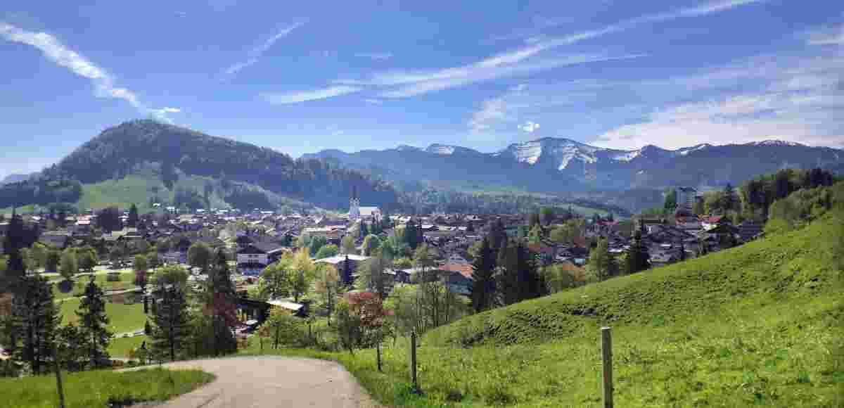 Oberstaufen and  Hochgrat