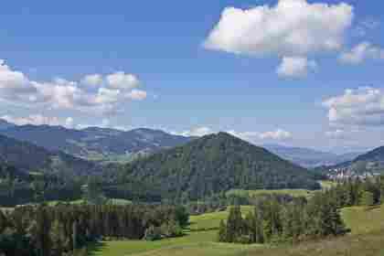 Oberstaufen im Allgäu
