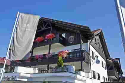 Hotel Bayerischer Hof in Oberstaufen