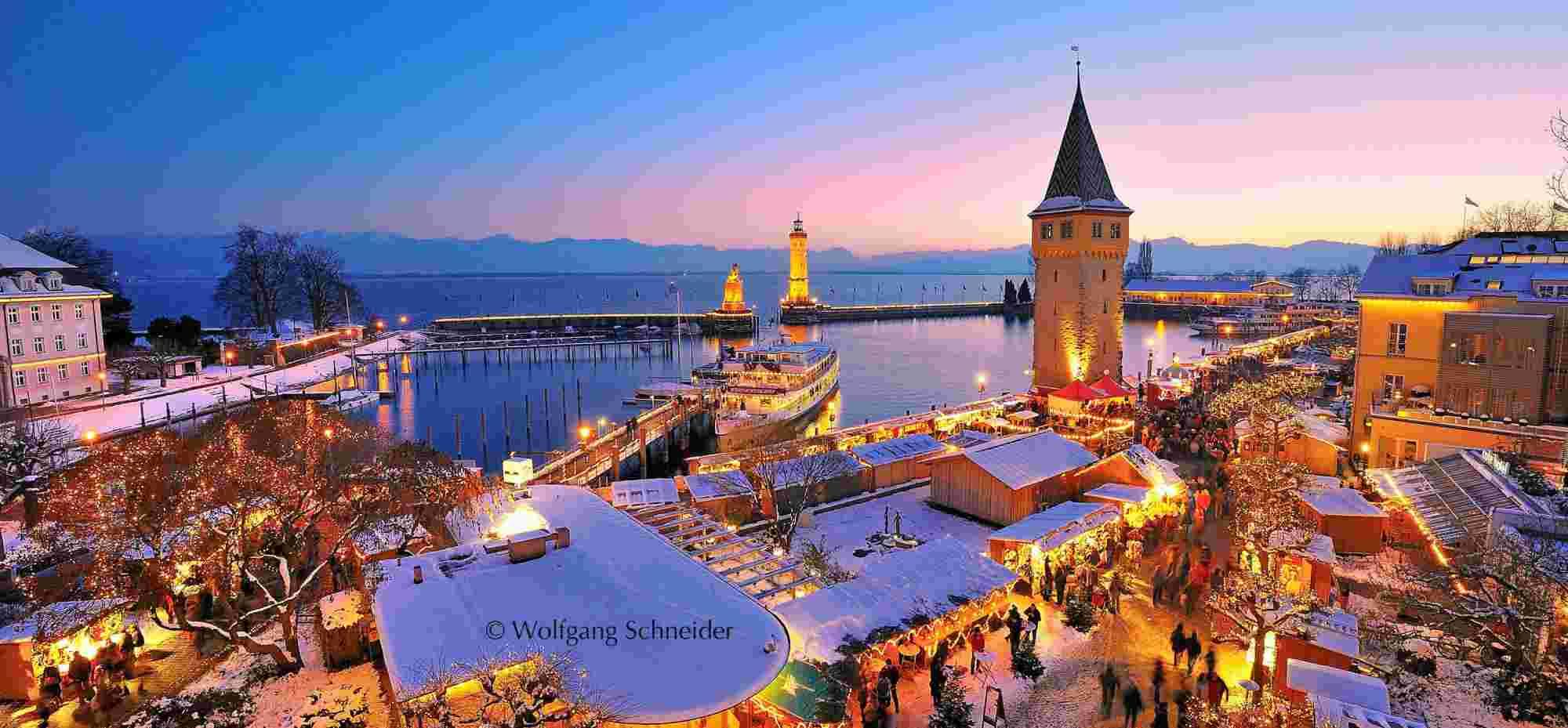 Weihnachstmarkt in Lindau