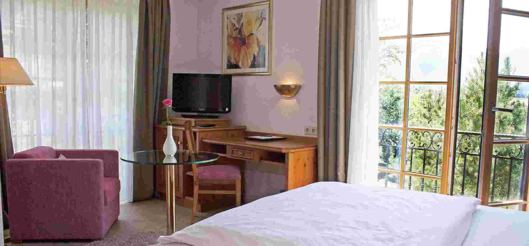 Deluxe Einzelzimmer Bayerischer Hof
