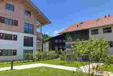 Haus Flora und Fauna mit Ferienwohnungen im Bayerischen Hof in Oberstaufen