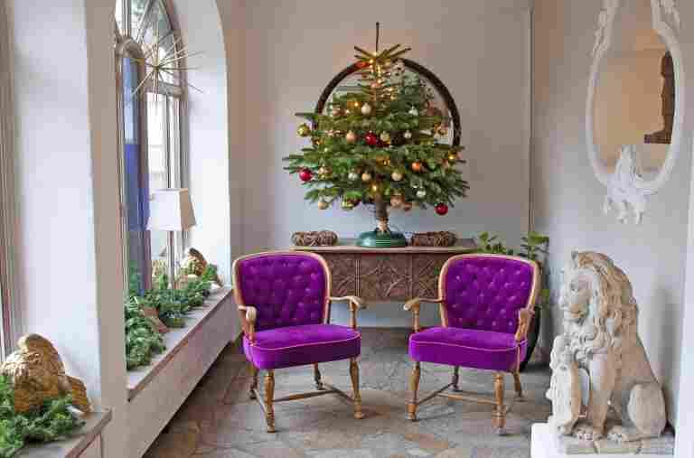 Weihnachtsprogramm im Bayerischen Hof