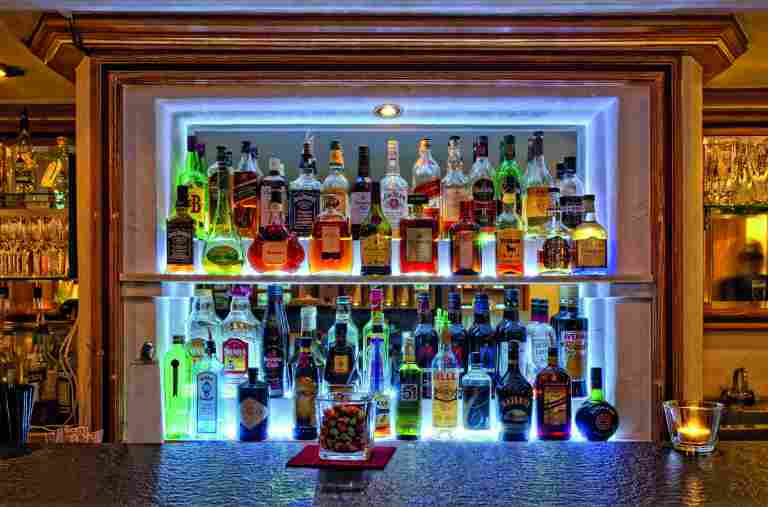 Stadlers Bar im Hotel Bayerischer Hof Oberstaufen
