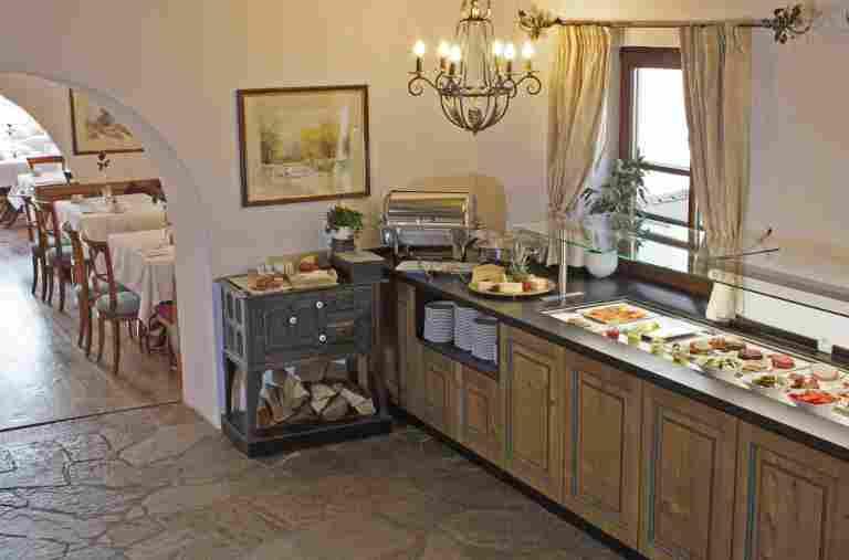 Frühstück im Bayerischen Hof in Oberstaufen