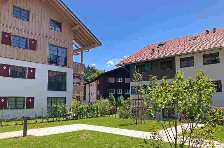 Ferienwohnungen im Bayerischen Hof in Oberstaufen