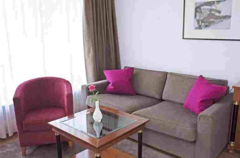 Suiten im Hotel Bayerischer Hof Oberstaufen