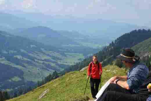 Wandern im Allgäu