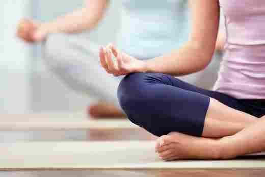 Yoga im Hotel Bayerischer Hof in Oberstaufen