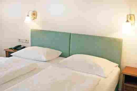 Standard Doppelzimmer Bayerischer Hof Oberstaufen