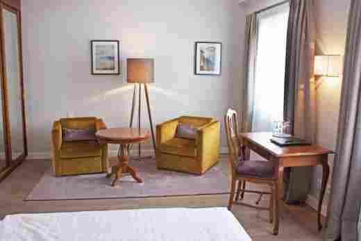 Doppelzimmer Superior Hotel Bayerischer Hof Oberstaufen