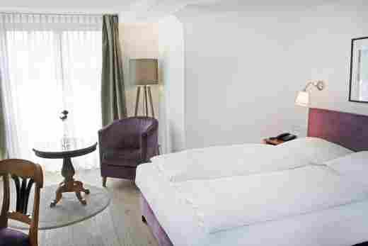 Einzelzimmer Deluxe Bayerischer Hof Oberstaufen