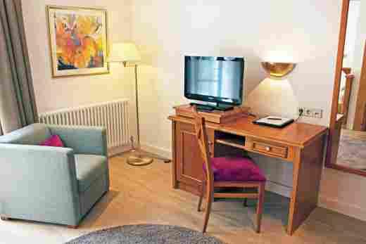 Einzelzimmer Superior Hotel Bayerischer Hof