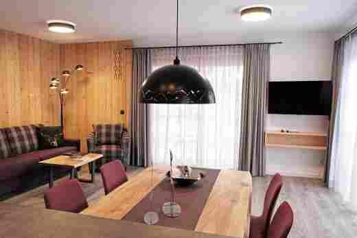 Wohnung C06, Löwen Suites im Bayerischen Hof in Oberstaufen