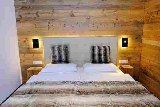 Doppelzimmer Murmeltier im Bayerischen Hof in Oberstaufen