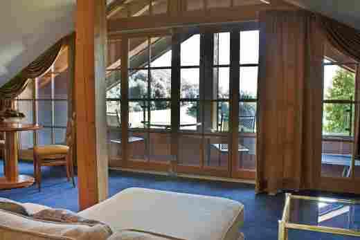 Suite im Hotel Bayerischer Hof Oberstaufen